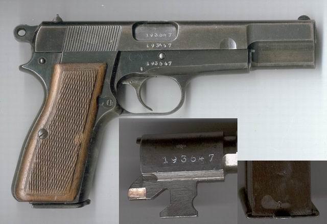 Pistols of the German Wehrmacht