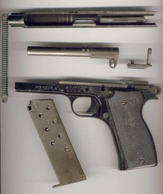 pistole radom 1935