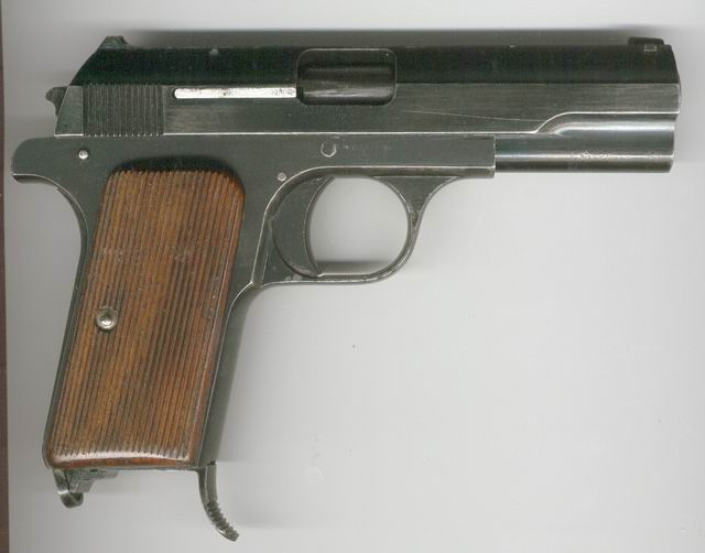 Pistols of the German Wehrmacht
