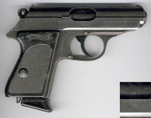 Pistolen der deutschen Wehrmacht